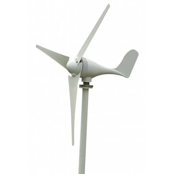 Bilde av Vindgenerator 100W inkl. 12V regulator.