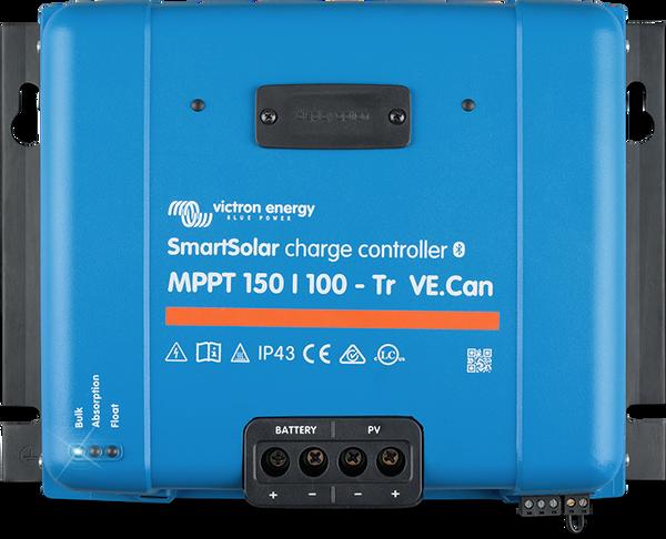 Bilde av 100A Victron SmartSolar MPPT 150/100-MC4