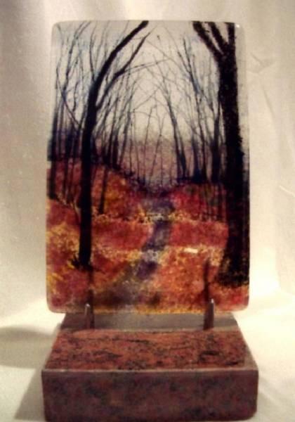 Bilde av Glassbilde 3 dimmensjonalt