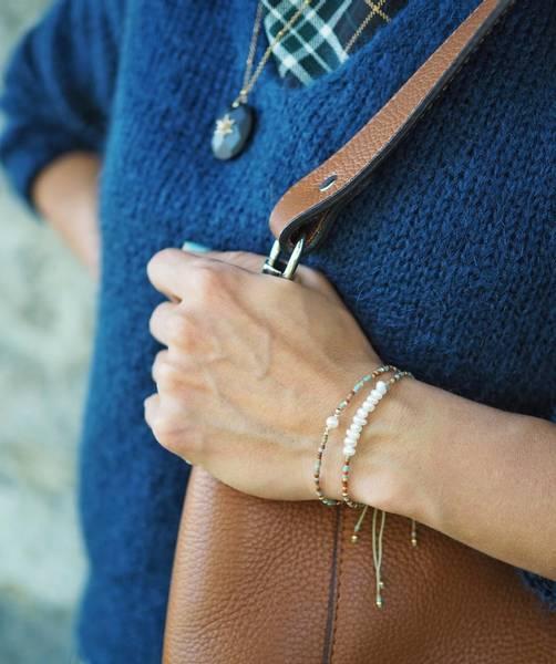 Armbånd med flere perler