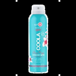 Bilde av COOLA Sport Spray SPF 50 Guava Mango 236ml