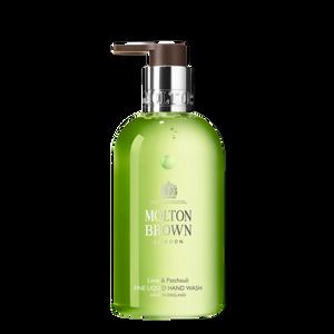 Bilde av Molton Brown Lime & Patchouli Fine Liquid Hand