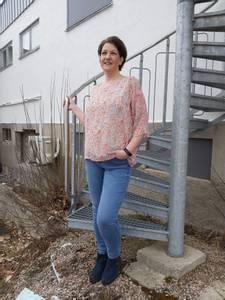 Bilde av Soya bukse jeans
