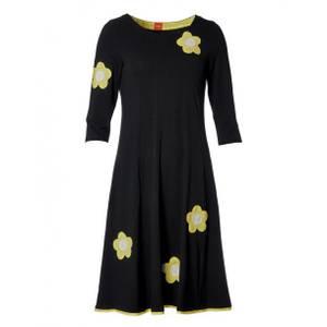 Bilde av Du milde kjole gul blomst