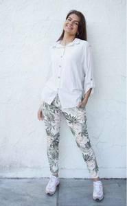 Bilde av Tindra bukse blad grønn