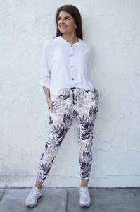 Bilde av Tindra bukse blad sort