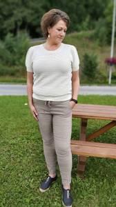 Bilde av Tundra bukse beige