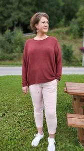Bilde av Tindra bukse rosa