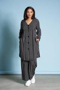 Bilde av Gozzip bukse stripe svart