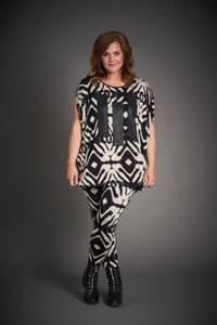 Bilde av Gozzip bukse batikk