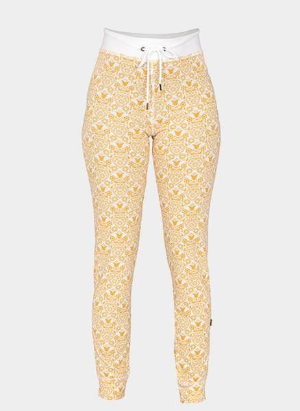 Bilde av  Lilleba bukse, gul folklore