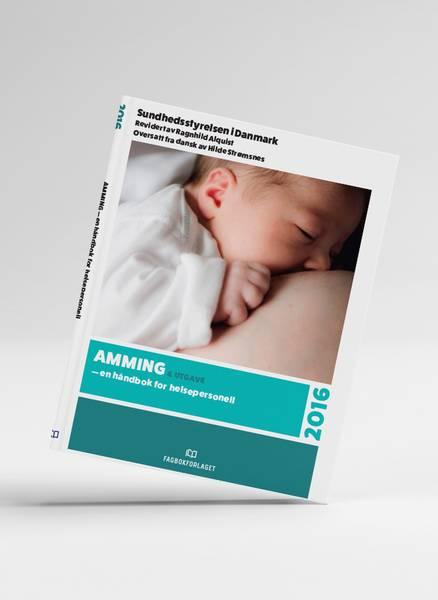 Bilde av Amming - En håndbok for helsepersonell
