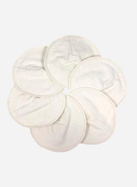Bilde av Ammeinnlegg i økologisk bomull, naturhvit, 6