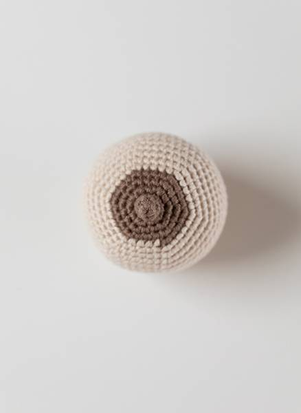 Bilde av Heklet leke, økologisk bomull, 1 stk