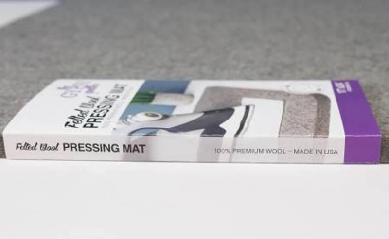 Wool Pressing Mat 34 X 34 cm