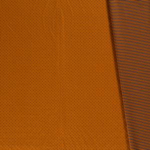 Bilde av dobbeltstrikket jersey ochre