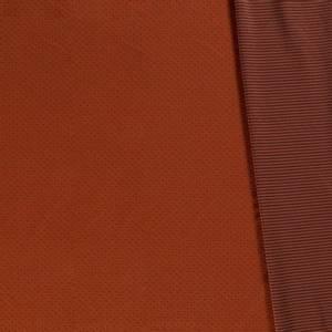 Bilde av dobbeltstrikket jersey terracotta