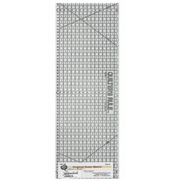 Quilter's Linjal 16cm x 60cm