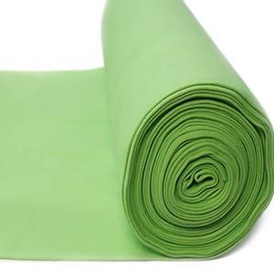 Bilde av Rundstrikket ribb Lime farge 30