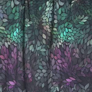 Bilde av ColorLeaves MINI - mystic nature French Terry