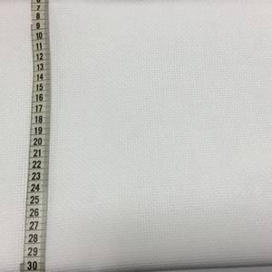 Bilde av 50x50 Aidastoff Hvit 4,4 tr/cm