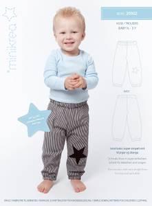 Bilde av Minikrea 20302 bukser