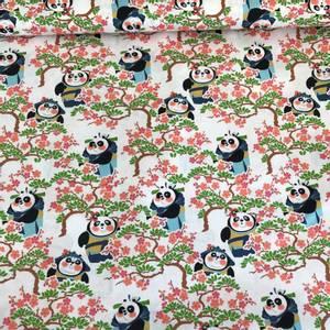 Bilde av Bomull POPLIN Kung Fu Panda