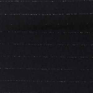 Bilde av Pia viskose jersey glitter svart