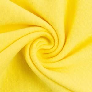 Bilde av Rundstrikket ribb gul farge:312 2 X 50cm