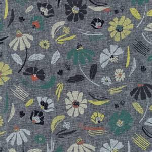 Bilde av Linstoff Indigo Floral