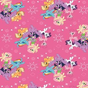 Bilde av Jersey med My Little Pony Ponies