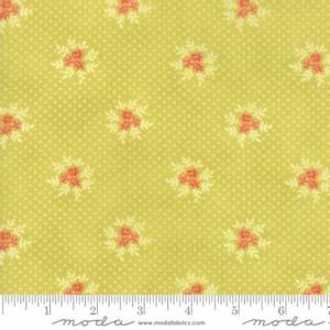 Bilde av Ella Ollie Apple Blomster Moda Fabrics