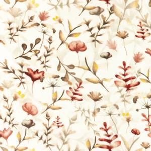 Bilde av Pointoille Strikket Jersey  Hvit med Planter