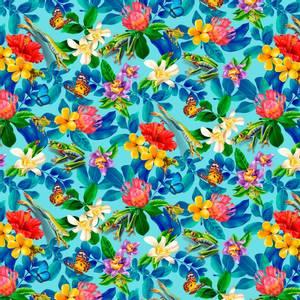 Bilde av Floral & Fauna Digital stoff