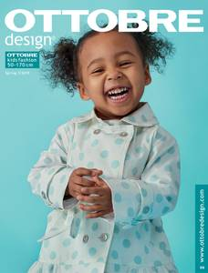 Bilde av Ottobre design barn nr 1/2019 Engelsk