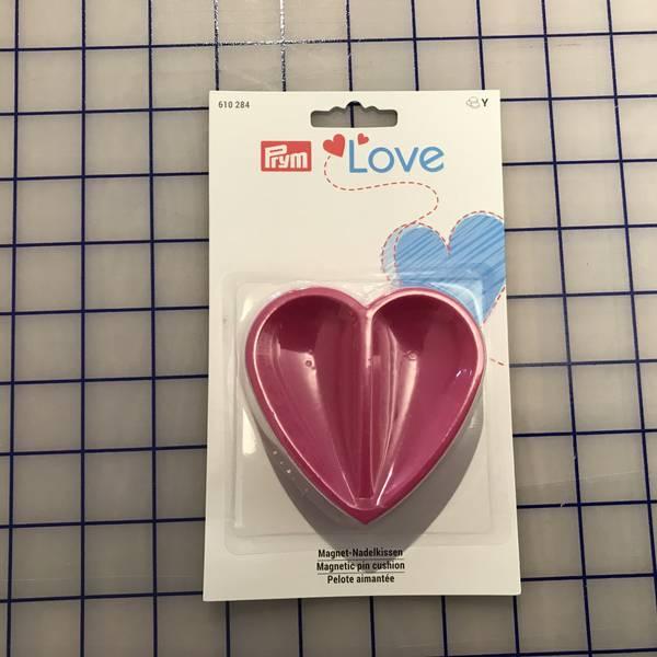 Prym Love – Magnetnålepute Hjerte