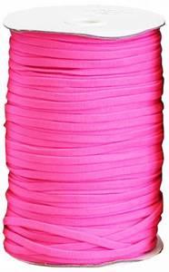Bilde av Elastisk strikk, rundt, Veldig mykt rosa