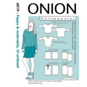Bilde av Onion 6019 Toppe og nederdele til strikstof