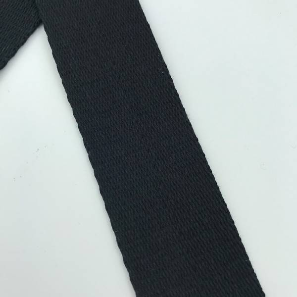 Webbing Veskereim 4cm Svart