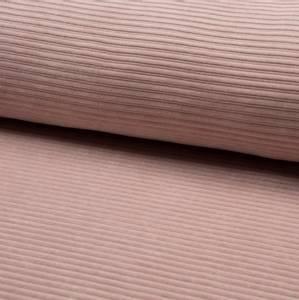 Bilde av Jersey Cord med Stretch Nude lys rosa
