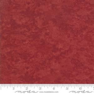Bilde av Moda Fabrics Lake Views Rust