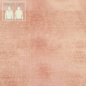 Bilde av French Terry Jeans Look lys rosa