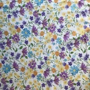 Bilde av Bomullsstoff Wildflowers