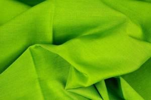 Bilde av Ensfarget stoff Kiwi