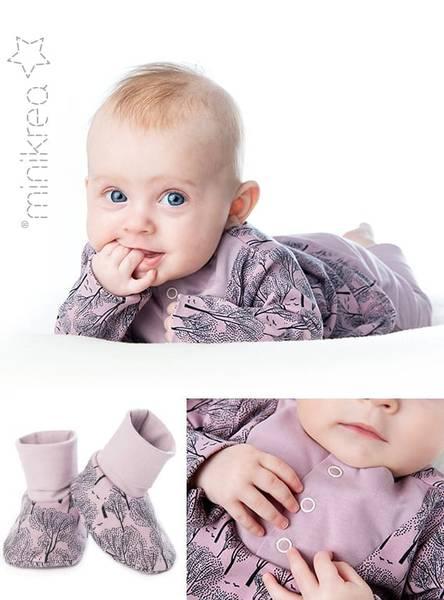 MiniKrea Babysett med sko 11420