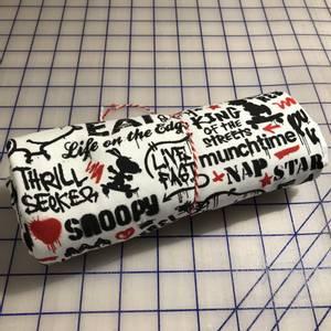 Bilde av Rester Jersey Snoopy graffiti 65cm
