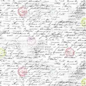 Bilde av Bomull stoff White Travel Notes