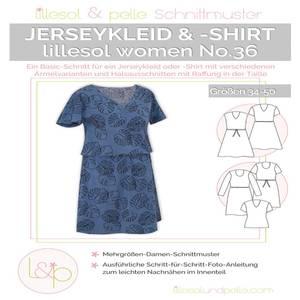 Bilde av LILLESOL & PELLE No.36 Jersey Kjole Dame