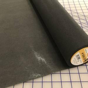 Bilde av Vlieseline med lim, H250 Svart