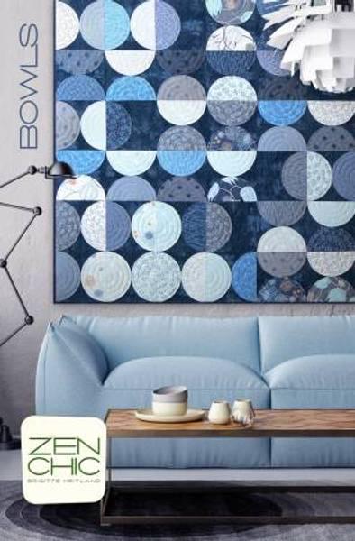 Bowls fra Zen Chic Mønster
